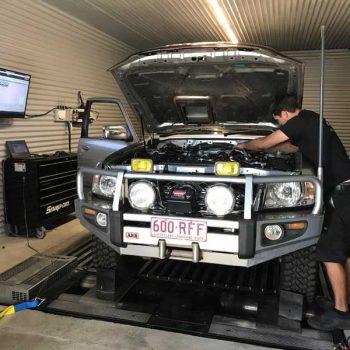 diesel performance tuning - worker