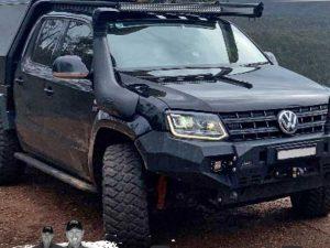 volkswagen 4WD upgrades