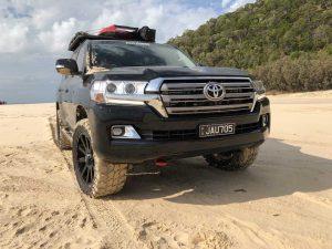 toyota 4WD upgrades