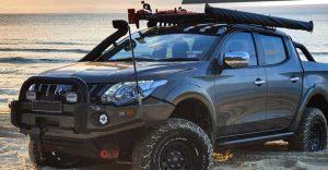 mitsubishi 4WD upgrades